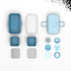 Caja Bento Infantil MB Tresor