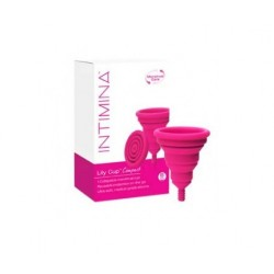 LILY CUP B COMPACT (INTIMINA)