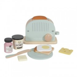 SET DE TOSTADORA LITTLE DUTCH