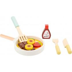 Set de juego pancakes (small foot)
