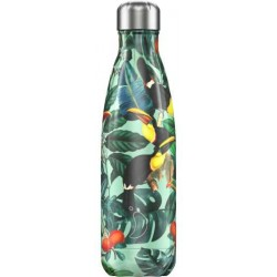 BOTELLA CHILLY TROPICAL TUCAN 500 ml.