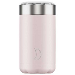 CHILLY TERMO SOLIDO ROSA BLUSH 500ML