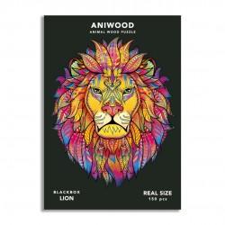 Puzle Aniwood León M