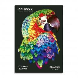 Puzle Aniwood Loro M
